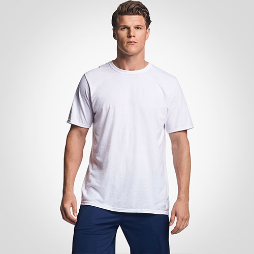 Men's Cotton Performance T-Shirt