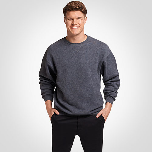 Men's Dri-Power® Fleece Crew Sweatshirt