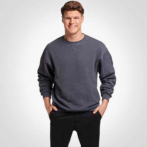 Men's Dri-Power® Fleece Crew Sweatshirt