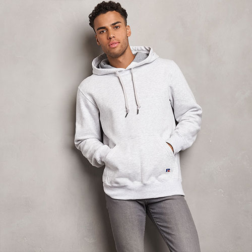 Men's Cotton Rich 2.0 Premium Fleece Hoodie