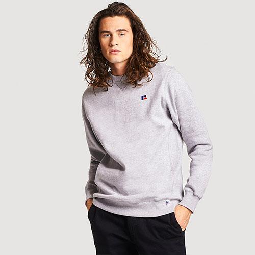 Men's Heritage Fleece Crew Sweatshirt
