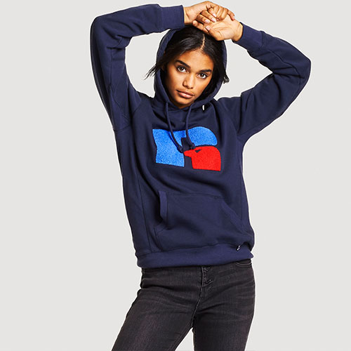Women's Heritage Chenille Oversized Hoodie